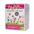 Cốm Bigbb Plus Hồng - Cải Thiện Viêm Mũi Họng Cho Trẻ Trên 2 Tuổi