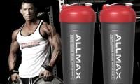 Bình Lắc Shaker Allmax 800ml
