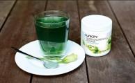 Bột Diệp Lục Unicity Super Chlorophyll Powder Của Mỹ