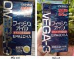 Dầu Cá Nhật Bản Omega 3 Orihiro