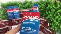 Chai Xịt Dynamo Delay Mỹ