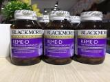 Viên Uống Blackmores Reme-D Giảm Đau Đầu, Mỹ