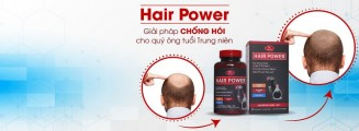 Viên Uống Hair Power Hỗ Trợ Mọc Tóc Của Mỹ