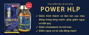 Viên Uống Power HLP