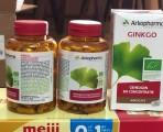 Viên Uống Bổ Não Ginkgo Arkopharma Của Pháp