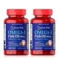 Dầu Cá Puritan's Pride Omega-3 Fish Oil 1000mg