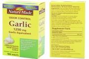 Tinh Dầu Tỏi Garlic Nature Made