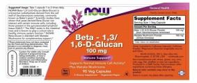 Viên Uống Beta -1.3/1.6-D - Glucan