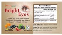 Viên Uống Bổ Mắt Bright Eyes Của Mỹ