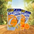 Viên Uống Bổ Sung DHC Vitamin C Và Vitamin B12