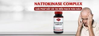 Viên Uống Hỗ Trợ Ngừa Đột Quỵ Nattokinase Complex Mỹ