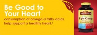 Viên Uống Nature Made Triple Omega 3 6 9 Của Mỹ