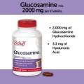 Viên Uống Schiff Glucosamine HCl 2000mg