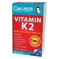 Vitamin K2 Carusos Natural Health