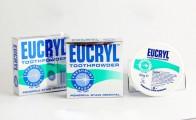 Bột Tẩy Trắng Răng Eucryl Toothpowder Freshmint 50g