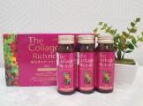 The Collagen Rich Rich Shiseido Nhật Bản Dạng Nước
