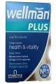 Vitamin Wellman Plus Omega 3,6,9 Cho Nam Trên 20 Tuổi