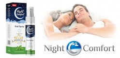 Xịt Hỗ Trợ Ngừa Ngủ Ngáy Night Comfort