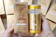 Viên Uống Trắng Da Tatio Active Gold Glutathione