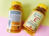 Viên Uống Vitamin E 400IU With Selenium 50 Mcg Puritan's Pride Của Mỹ
