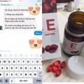 Vitamin E Đỏ Zentiva 200mg Chính Hãng Của Nga