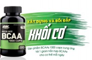 Viên Uống Optimum BCAA 1000