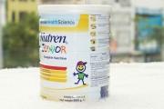 Sữa Nutren Junior Thụy Sỹ Cho Trẻ Từ 1 Đến 10 Tuổi