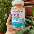 Kẹo Dẻo Gummy Healthy Care Omega 3