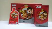 Nước Hồng Sâm Baby Ngón Tay Cái Hàn Quốc