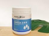 Viên Uống Healthy Care Ultimate Omega 3 6 9