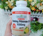 Tinh Dầu Hoa Anh Thảo Natures Aid Evening Primrose Oil 1000 Mg