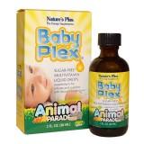 Baby Plex Nature's Plus - Vitamin tổng hợp cho trẻ
