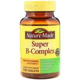 Viên Uống Vitamin B Complex Nature Made của Mỹ