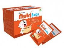Cốm Vi Sinh Nutribaby - Hỗ Trợ Ăn Ngon Tăng Cường Sức Đề Kháng
