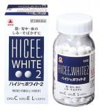 Viên uống Hicee White 2 hỗ trợ giảm nám, tàn nhang