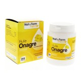 Tinh dầu hoa anh thảo hữu cơ Nat&Form Original Huile Onagre 1500mg