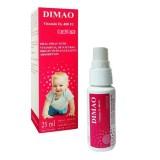 Vitamin D3 dạng xịt Dimao Hỗ Trợ Tăng Chiều Cao Cho Bé