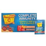 Bột Sủi C Resistance C Complete Immunity Hỗ Trợ Tăng Đề Kháng