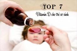Top 7 loại vitamin D tốt nhất cho trẻ sơ sinh