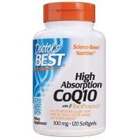 Bổ tim mạch Doctor's Best  CoQ10 100mg của Mỹ