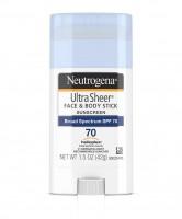 Sáp Chống Nắng Neutrogena Ultra Sheer Face & Body Stick SPF 70