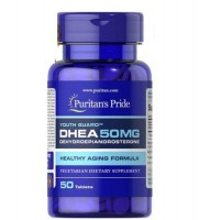 Puritan's Pride DHEA 50mg Tăng Nội Tiết Tố Nữ