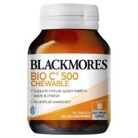 Viên Nhai Blackmores Bio C Bổ Sung Vitamin C