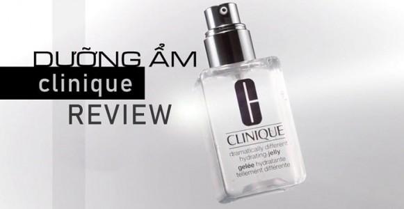 Review kem dưỡng ẩm Clinique cho da dầu, da khô, da hỗn hợp