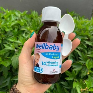 Review vitamin tổng hợp Wellbaby