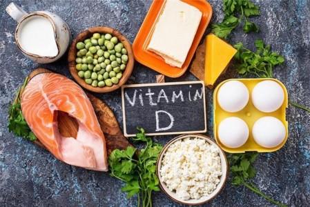 Vitamin D có trong những loại thực phẩm nào