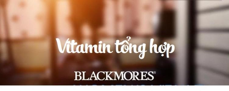 Top các sản phẩm vitamin tổng hợp blackmores bán chạy nhất hiện nay