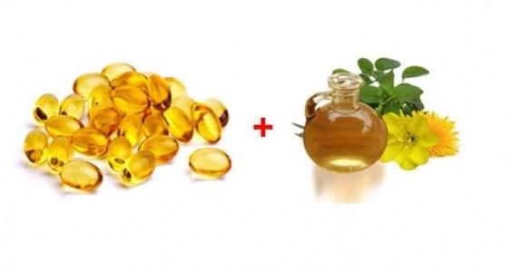 Có nên kêt hợp uống tinh dầu hoa anh thảo và vitamin E hay không?