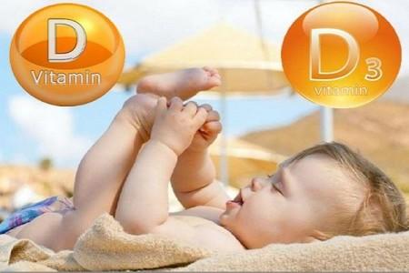 [Giải đáp] Vitamin D3 có tác dụng gì với trẻ sơ sinh