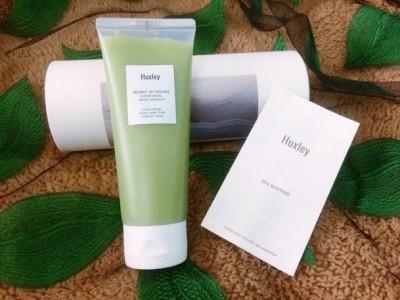 [Review] Tẩy tế bào chết Huxley Scrub Mask Sweet Therapy có tốt không?